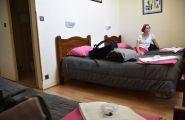 20 chambres au château de 2 à 5 lits